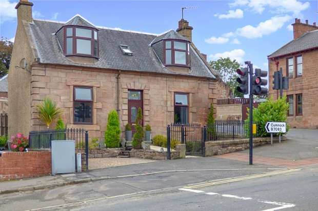 3 Bedrooms Detached House for sale in Main Street, Auchinleck, Ayrshire, KA18 2AB