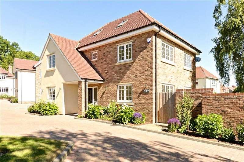 4 Bedrooms Detached House for sale in Dinglederry, Olney, Buckinghamshire