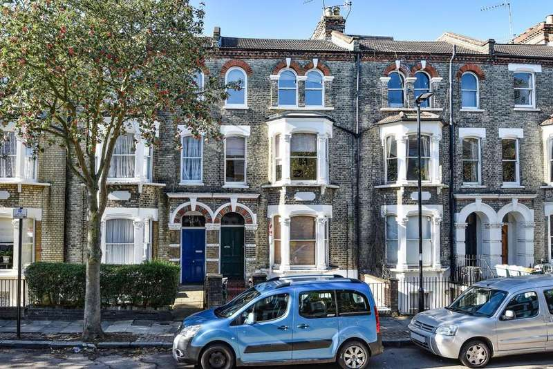 2 Bedrooms Flat for sale in Bardolph Road, Tufnell Park