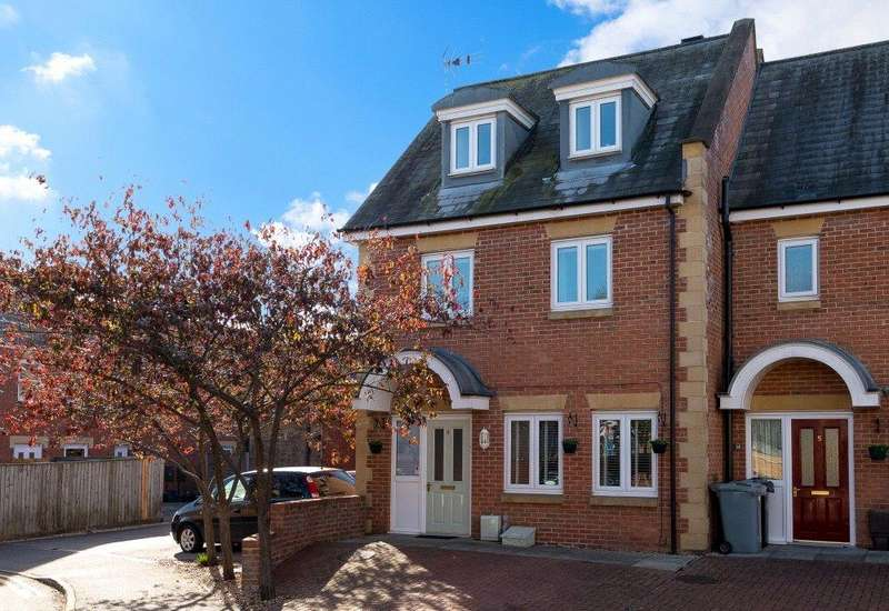 3 Bedrooms End Of Terrace House for sale in Marquess Court, Bourne, PE10