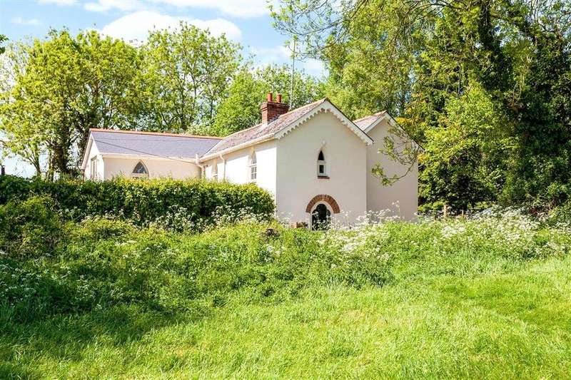 4 Bedrooms Detached House for sale in Vernham Street, Andover, Hampshire, SP11