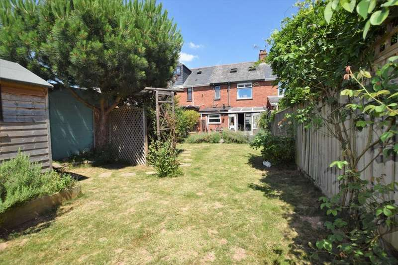 4 Bedrooms House for sale in Coverdale Road, St Thomas, EX2