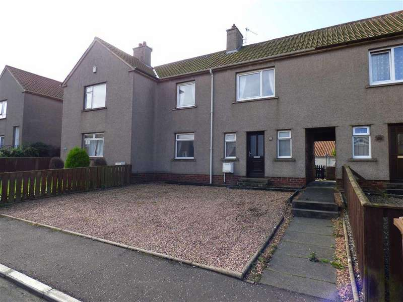 2 Bedrooms Terraced House for sale in Rolland Street, St Monans, Fife