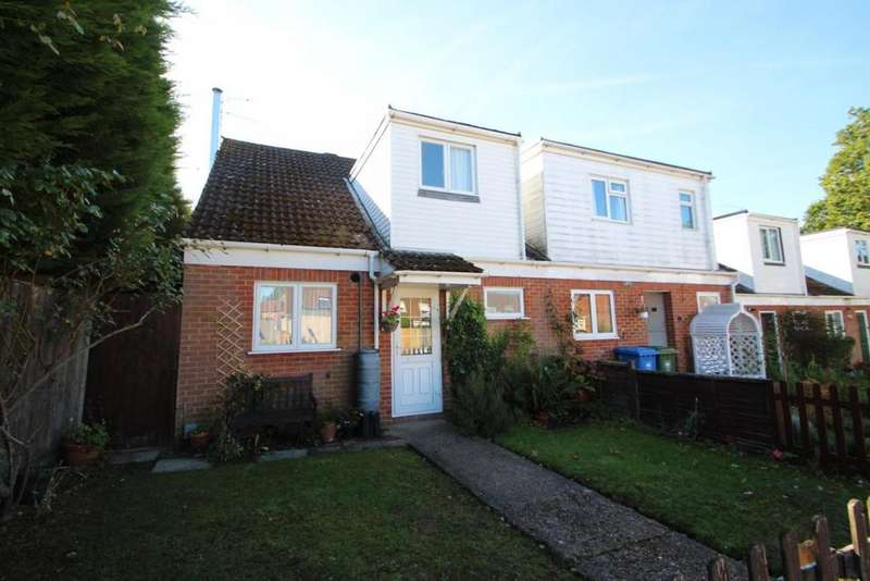 3 Bedrooms End Of Terrace House for sale in Woodies Close, Binfield, RG42