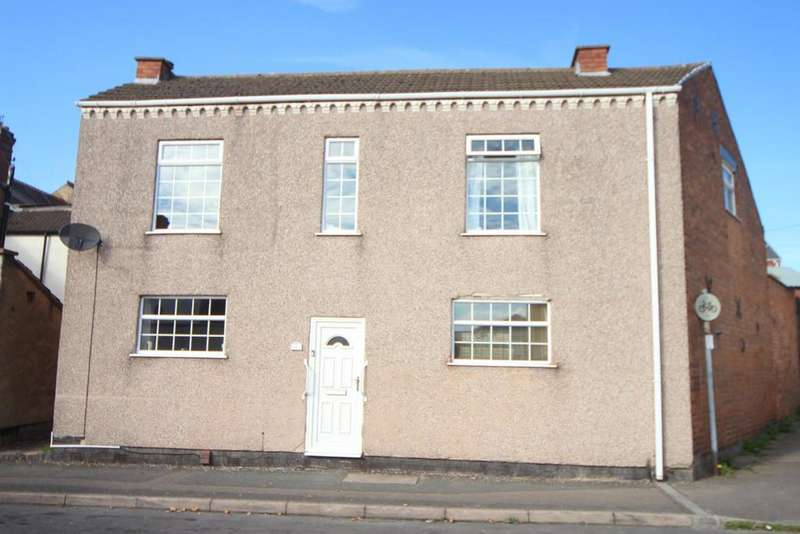 2 Bedrooms Detached House for sale in Charles Street, Hinckley
