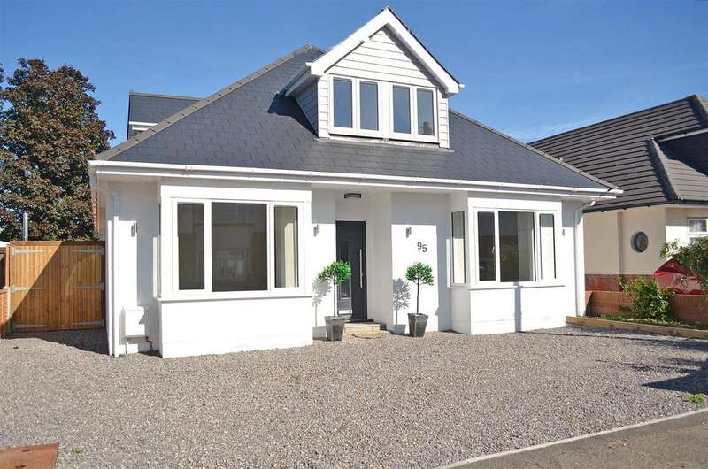 5 Bedrooms Detached Bungalow for sale in Namu Road, Bournemouth