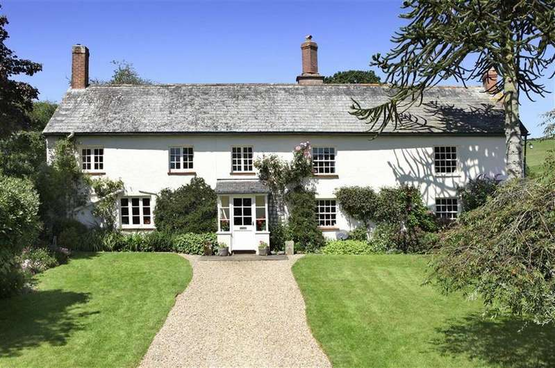5 Bedrooms Detached House for sale in Lapford, Crediton, Devon, EX17