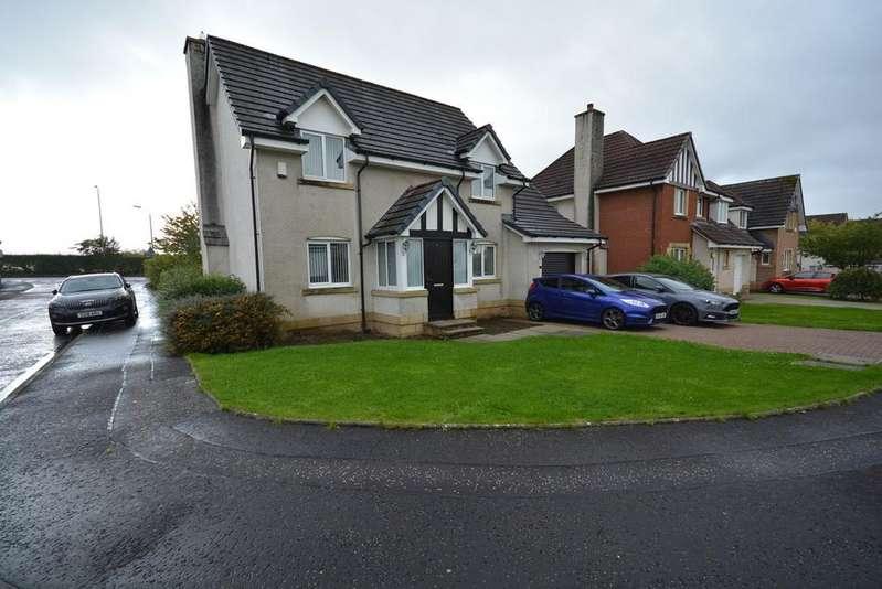 4 Bedrooms Detached Villa House for sale in Westfield Road, Kilmarnock, KA3