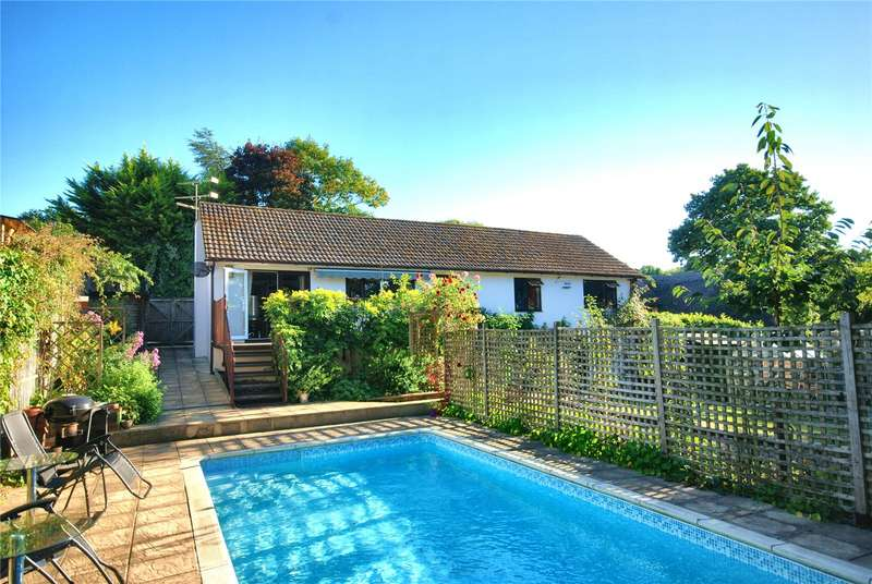 3 Bedrooms Detached House for sale in Hyde, Fordingbridge, Hampshire, SP6