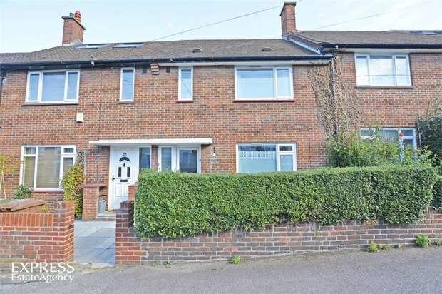 2 Bedrooms Terraced House for sale in Vestris Road, London