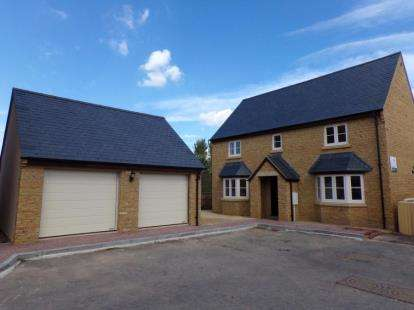 5 Bedrooms Detached House for sale in SOUTH PETHERTON, SOMERSET