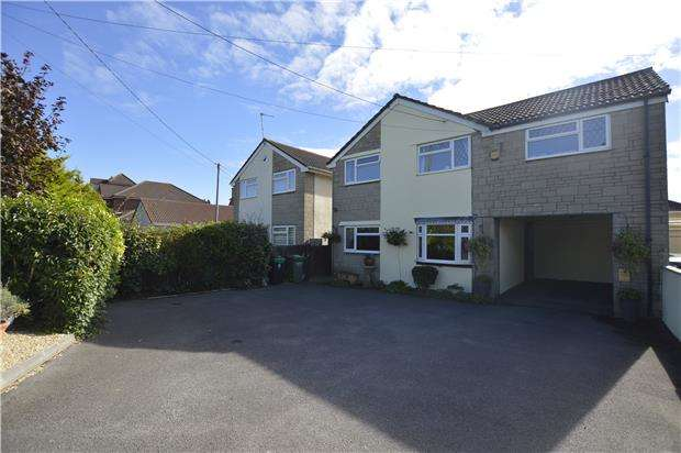 5 Bedrooms Detached House for sale in Church Road, Frampton Cotterell, BRISTOL, BS36 2NJ