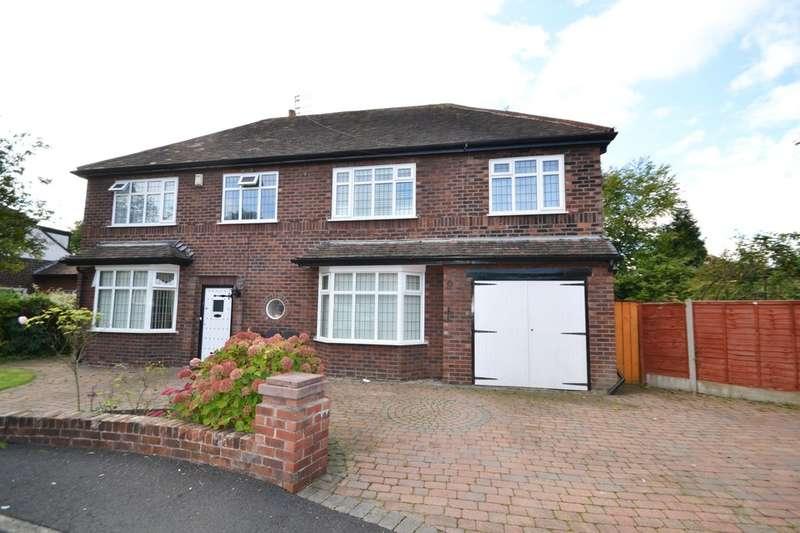 6 Bedrooms Detached House for sale in Lyndene Gardens, Gatley