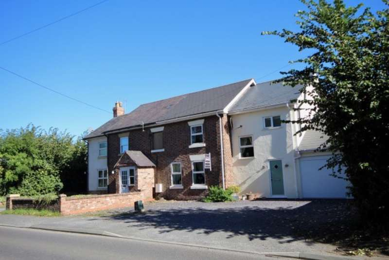 4 Bedrooms Semi Detached House for sale in Parkgate Road, Mollington, Chester