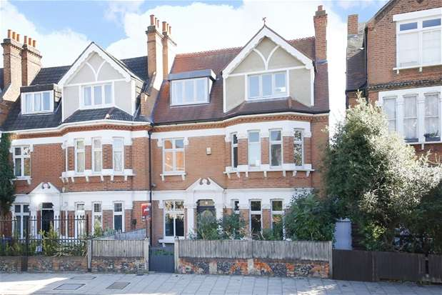 6 Bedrooms Semi Detached House for sale in Herne Hill, Herne Hill