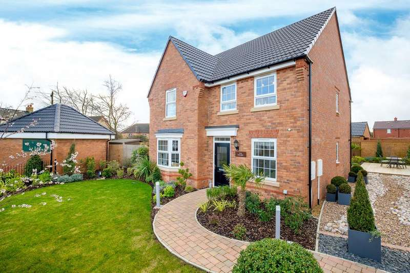 4 Bedrooms Detached House for sale in Station Road, Warboys