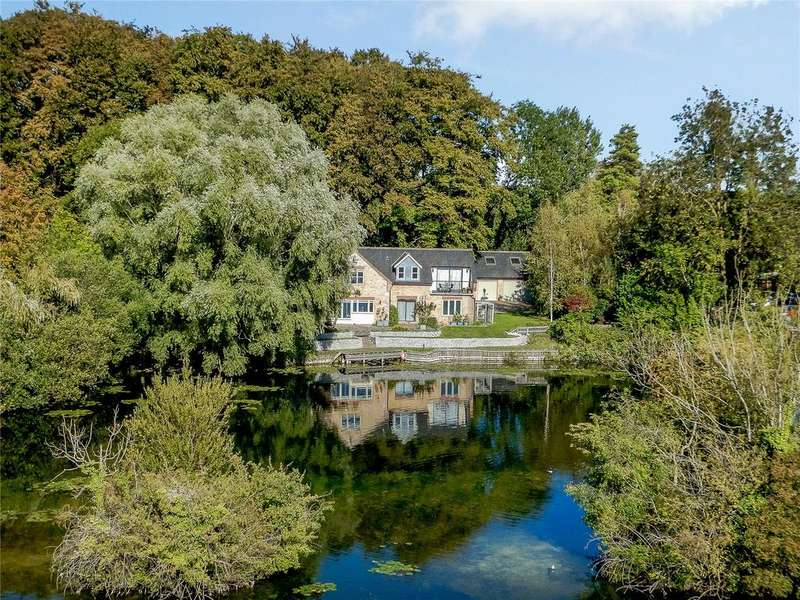 4 Bedrooms Detached House for sale in Shepreth Lake, Shepreth, Cambridgeshire