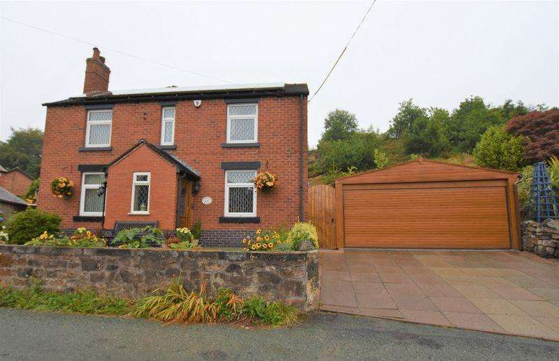3 Bedrooms Detached House for sale in Sandy Lane, Brown Edge