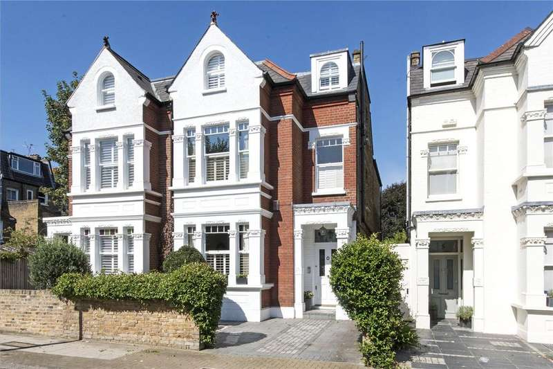 6 Bedrooms Semi Detached House for sale in Henderson Road, Wandsworth, London, SW18