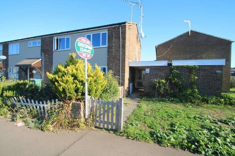 1 Bedroom Ground Maisonette Flat for sale in Fowler Road, Aylesbury
