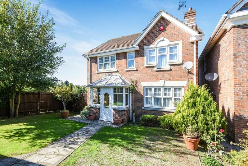 6 Bedrooms Detached House for sale in Hillside Court Swanley BR8