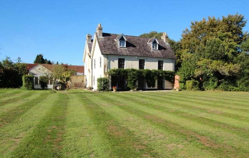7 Bedrooms Detached House for sale in CALSHOT
