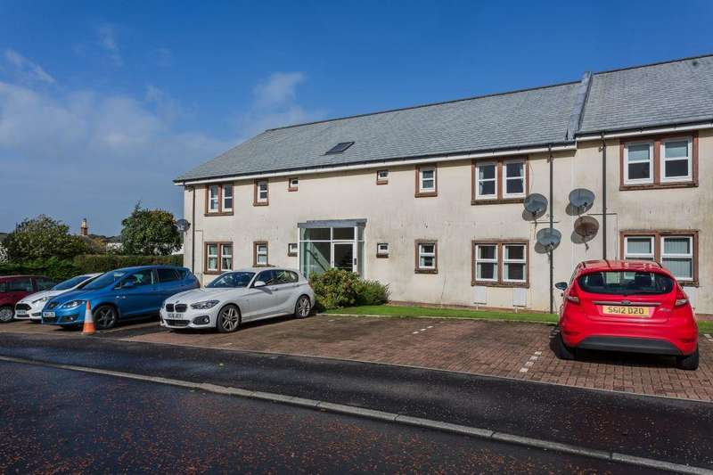 2 Bedrooms Ground Flat for sale in 2 Derwent Court, Kilmarnock, KA3 1HQ
