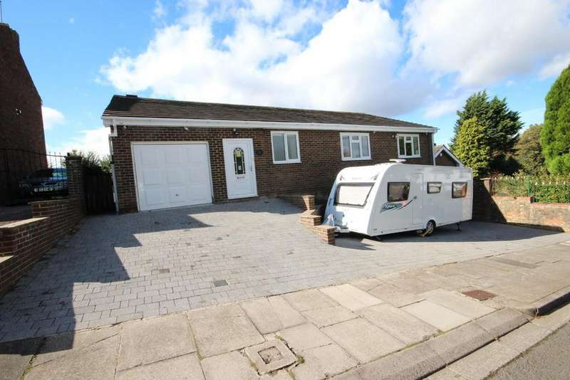 3 Bedrooms Detached Bungalow for sale in Buckingham Avenue, Hart, Hartlepool