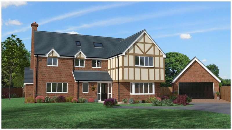 5 Bedrooms Detached House for sale in Hillmorton Road, Hillmorton, Rugby
