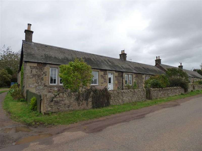 3 Bedrooms Cottage House for sale in Foodie Cottage, Foodieash