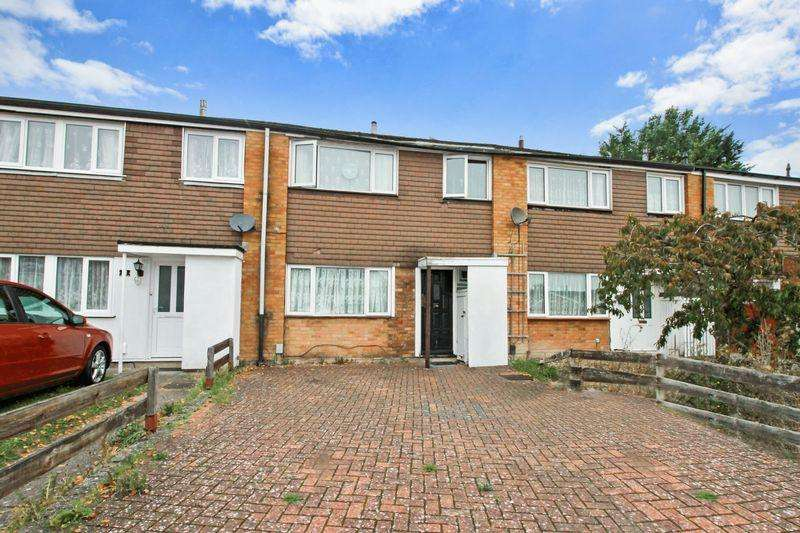 3 Bedrooms Terraced House for sale in Moxes Wood, Luton