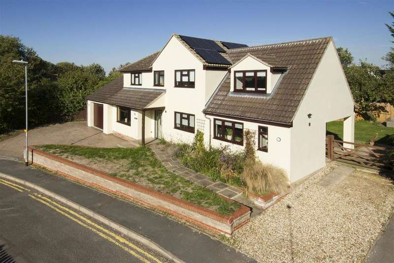 4 Bedrooms Detached House for sale in Mill Lane, Burwell, Cambridge