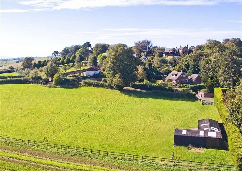 3 Bedrooms Detached Bungalow for sale in Half Acre House, Stableford, Bridgnorth, Shropshire, WV15