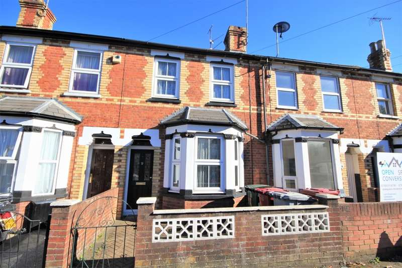 3 Bedrooms Terraced House for sale in Lynmouth Road, Reading, RG1