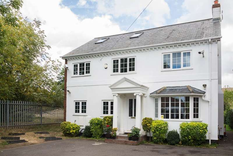 6 Bedrooms Detached House for sale in Coppermill Road, Wraysbury, TW19