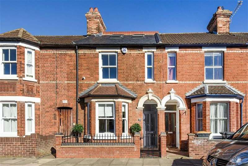 3 Bedrooms Terraced House for sale in Pembroke Street, Bedford
