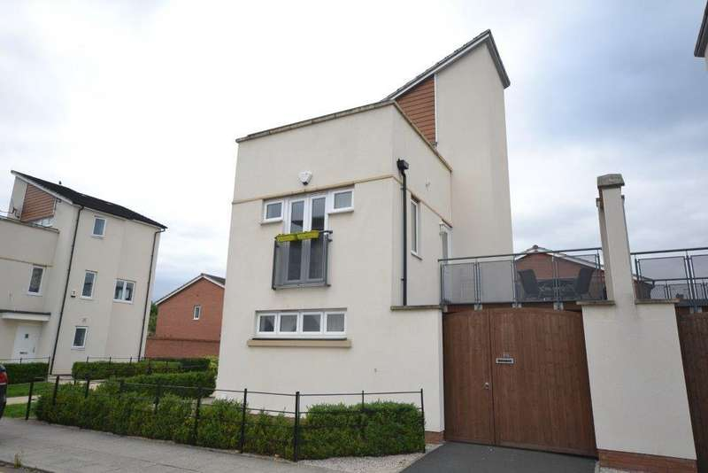3 Bedrooms Detached House for sale in Watkin Road, Leicester