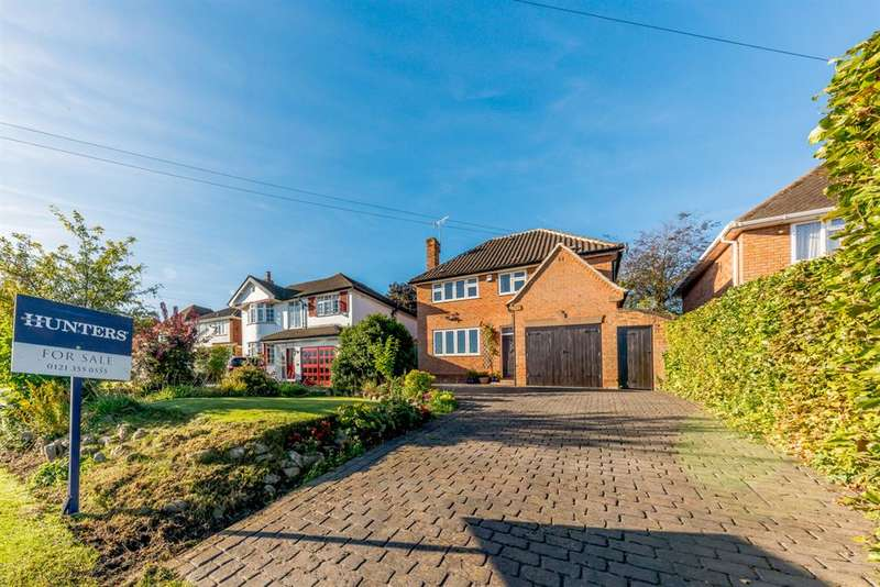 5 Bedrooms Detached House for sale in Maney Hill Road, Sutton Coldfield, B72 1JU