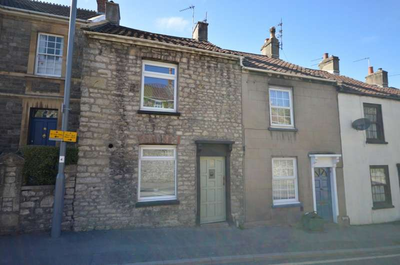 2 Bedrooms End Of Terrace House for sale in Bath Hill, Keynsham, BS31