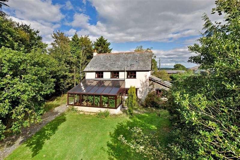 4 Bedrooms Detached House for sale in Rattery, Devon, TQ10