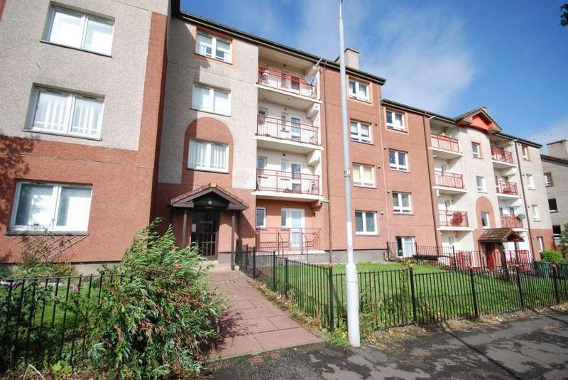 2 Bedrooms Ground Flat for sale in G/R, 85 Kyleakin Road, Arden, Glasgow, G46 8DY