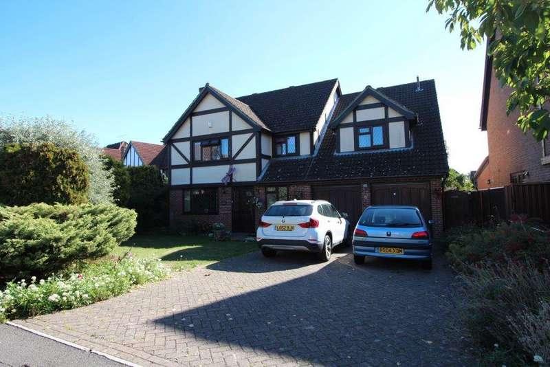 5 Bedrooms Detached House for sale in Billington Gardens, Grange Park SO30