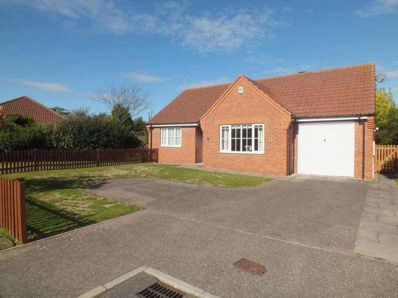 2 Bedrooms Detached Bungalow for sale in Aldwych Gardens, Spalding