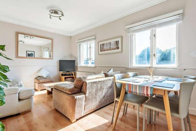 2 Bedrooms Flat for sale in Bermondsey Street, Bermondsey