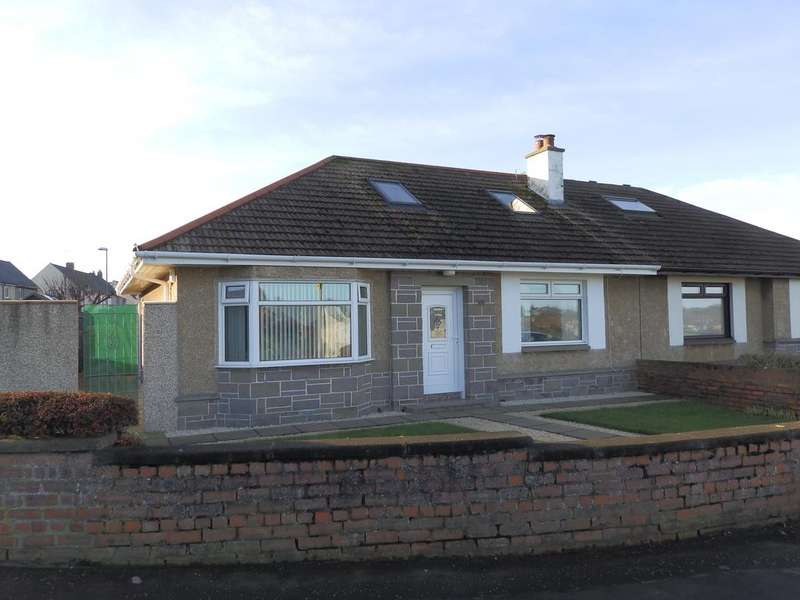3 Bedrooms Detached House for sale in 25 South Park Avenue, Girvan KA26