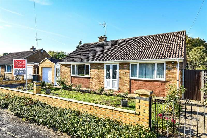 2 Bedrooms Detached Bungalow for sale in Harlaxton Road, Grantham, NG31