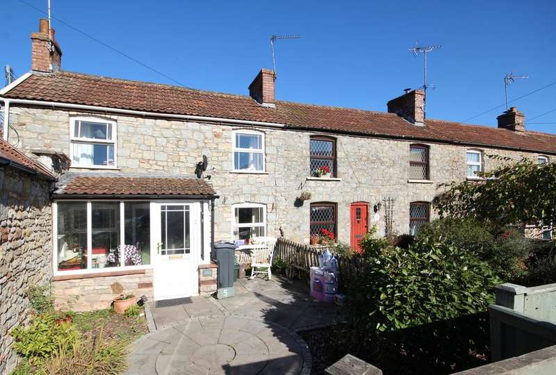 2 Bedrooms Terraced House for sale in The High Street , Winford