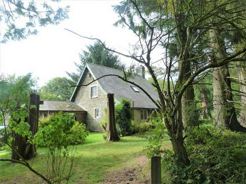 3 Bedrooms Detached House for sale in Gelli Oerfel, Llanafan Fawr, Builth Wells, Powys, LD2