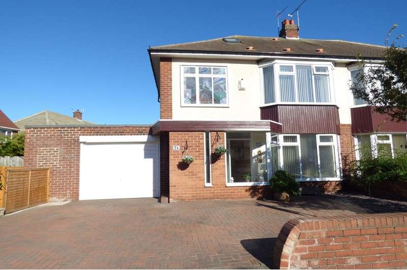 4 Bedrooms Property for sale in Millview Drive, North Shields, Tyne and Wear, NE30 2QJ