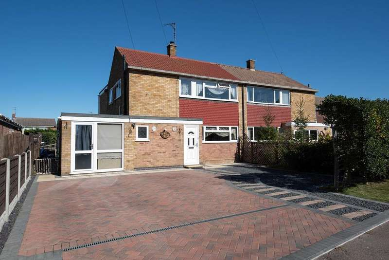 4 Bedrooms Semi Detached House for sale in Rotten Row, Pinchbeck, PE11